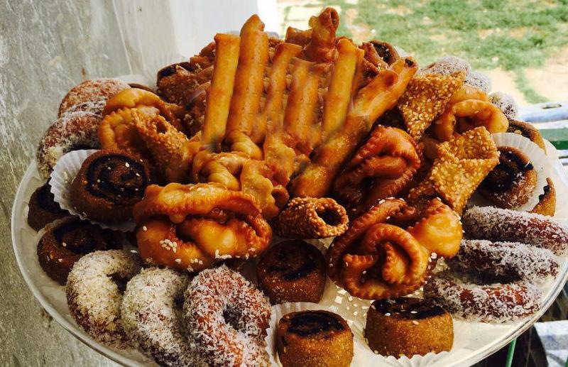 עוגיות דבש חגיגי