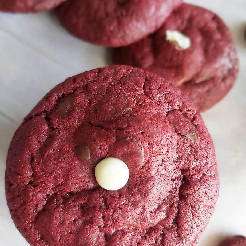 עוגיות רד ולווט