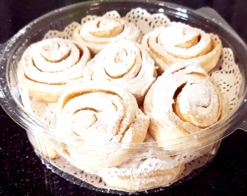 מארז עוגיות שושנים