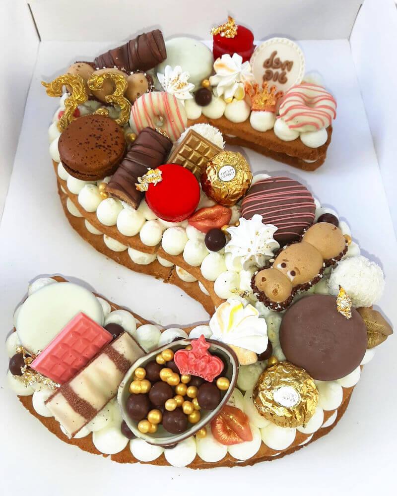 עוגת אותיות