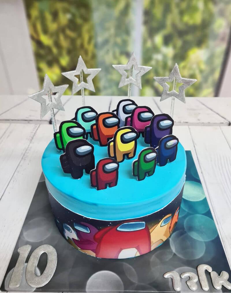 עוגת אמונג אס