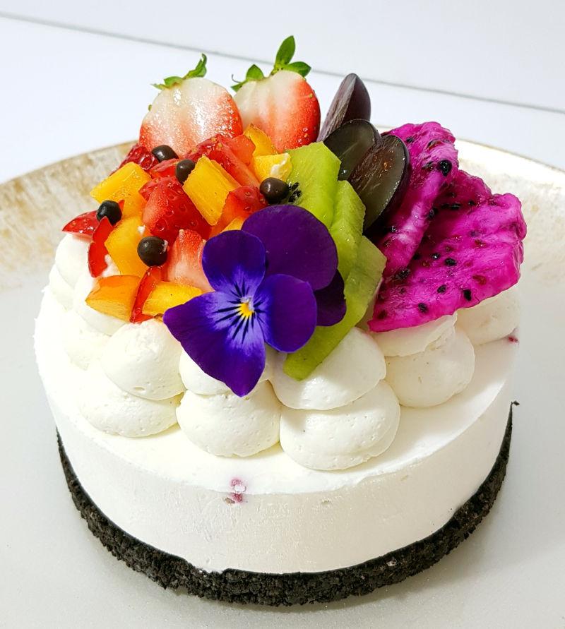 עוגת בוואריה