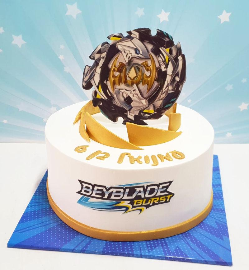עוגת בייבלייד מדהימה