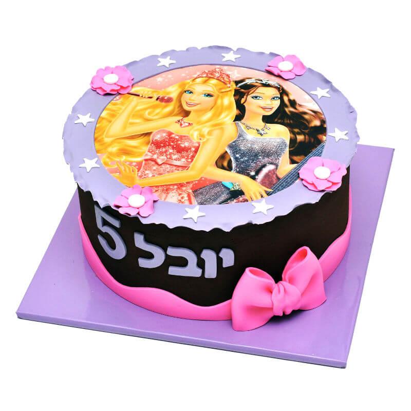 עוגת ברביות