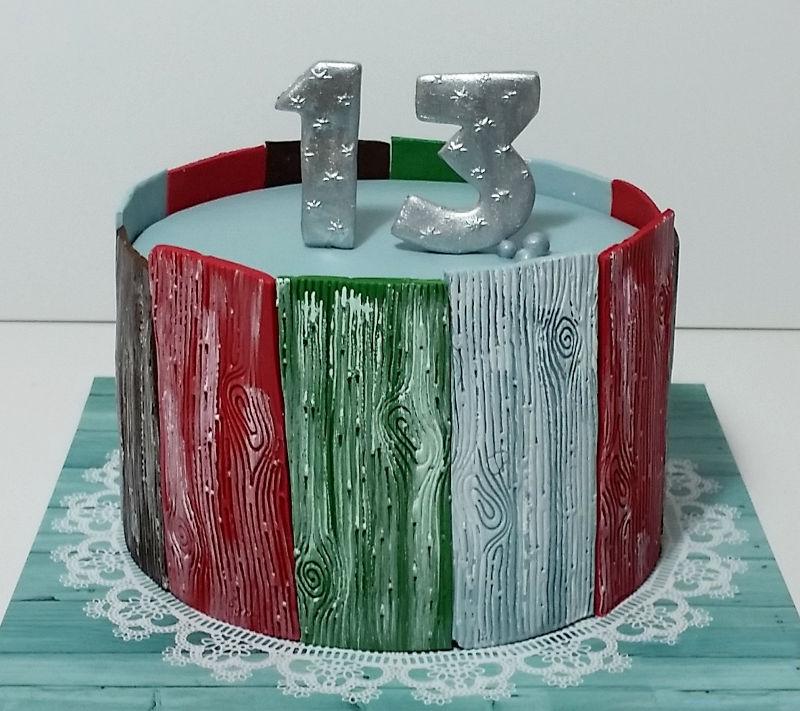 עוגת בר מצווה כשרה