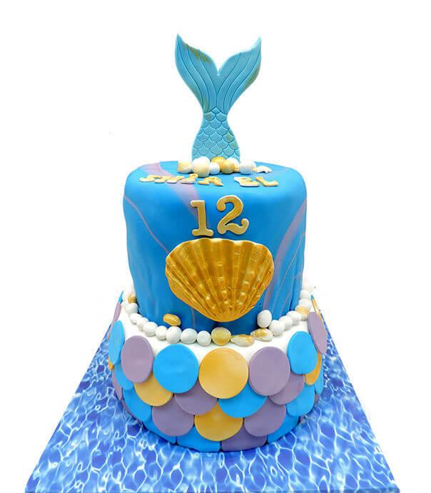 עוגת בת מצווה בת ים