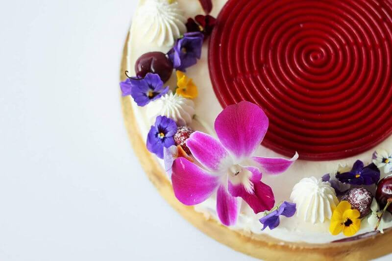 עוגת גבינה חגיגית