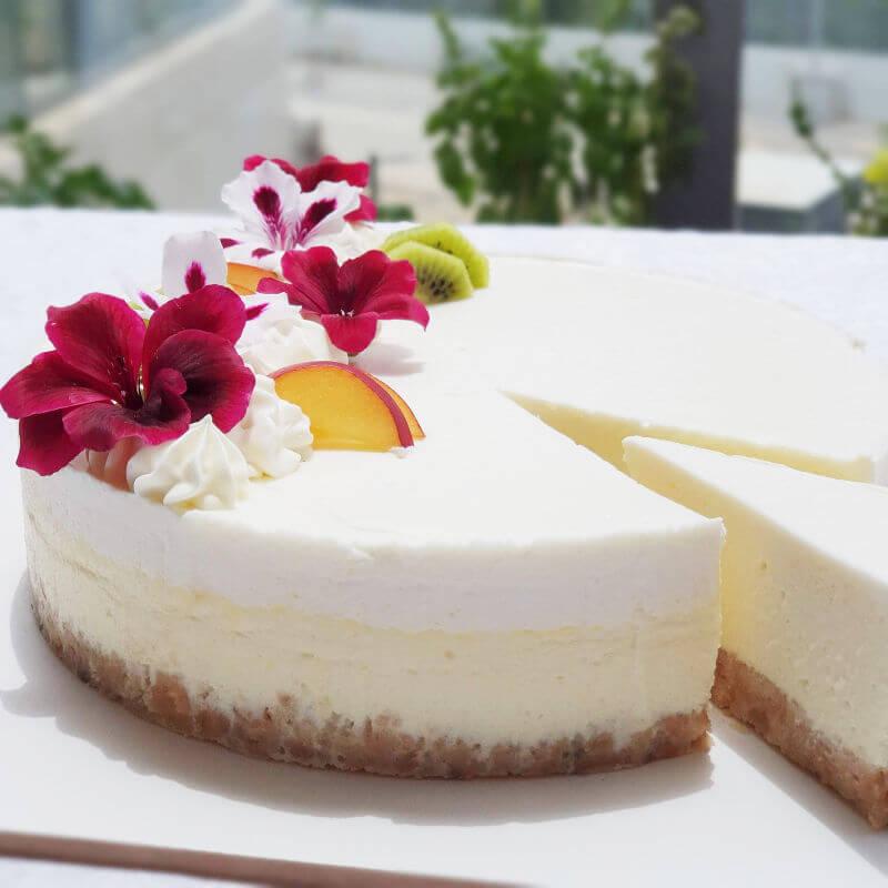 עוגת גבינה לחג
