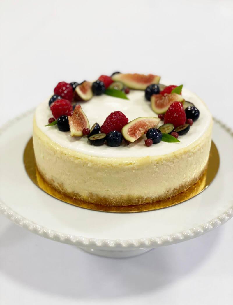 עוגת גבינה מעוצבת