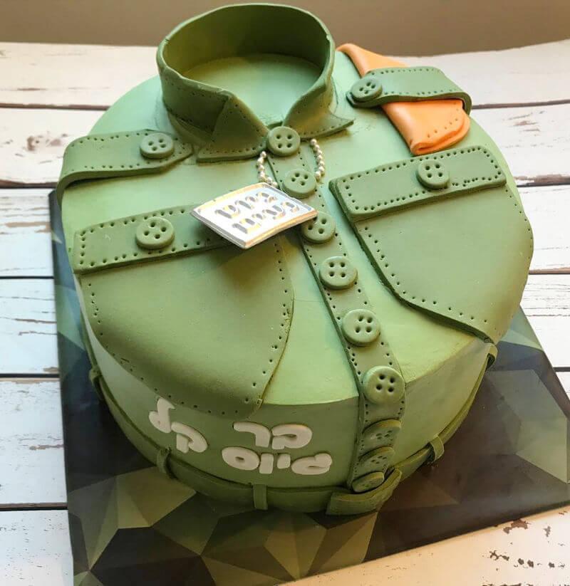 עוגת גיוס קל