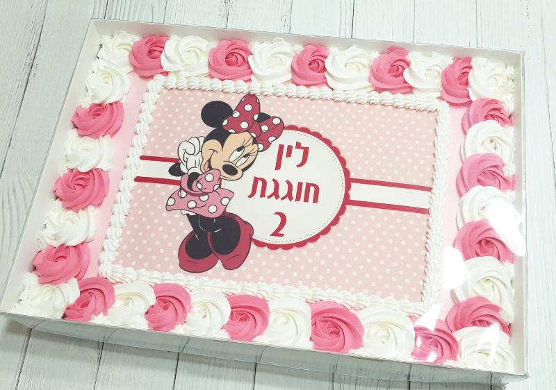 עוגת גן מיני מאוס