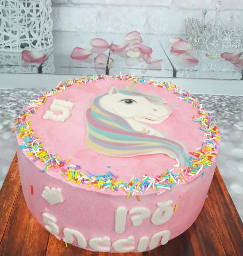 עוגת החד קרן
