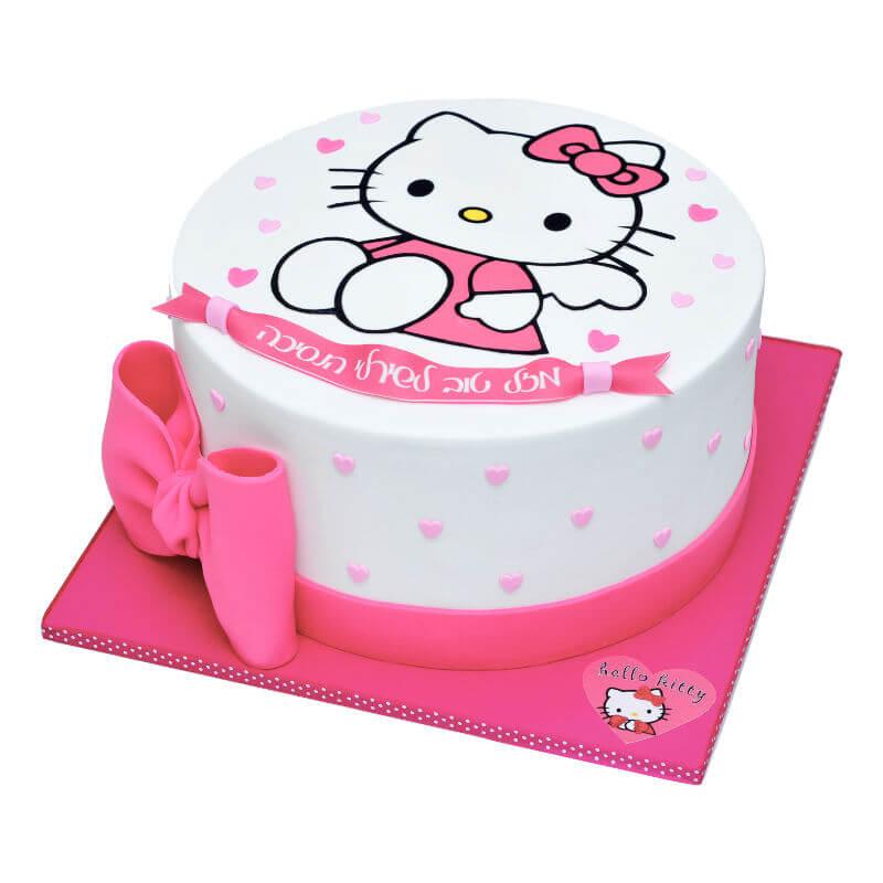 עוגת הלו קיטי