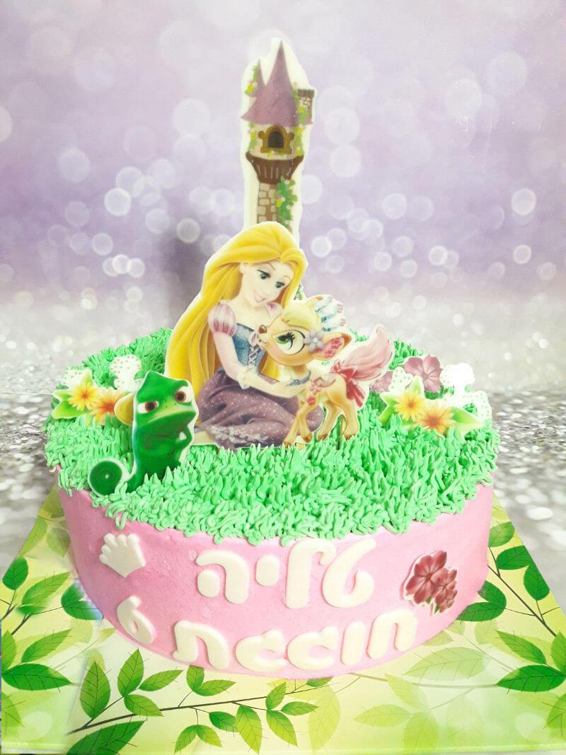 עוגת הנסיכה פלונטר