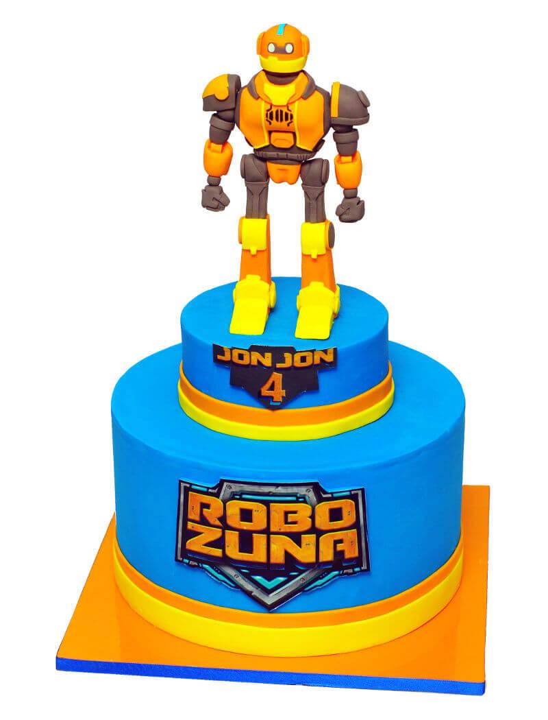 עוגת הרובוט של אריסטון ROBOZUNA