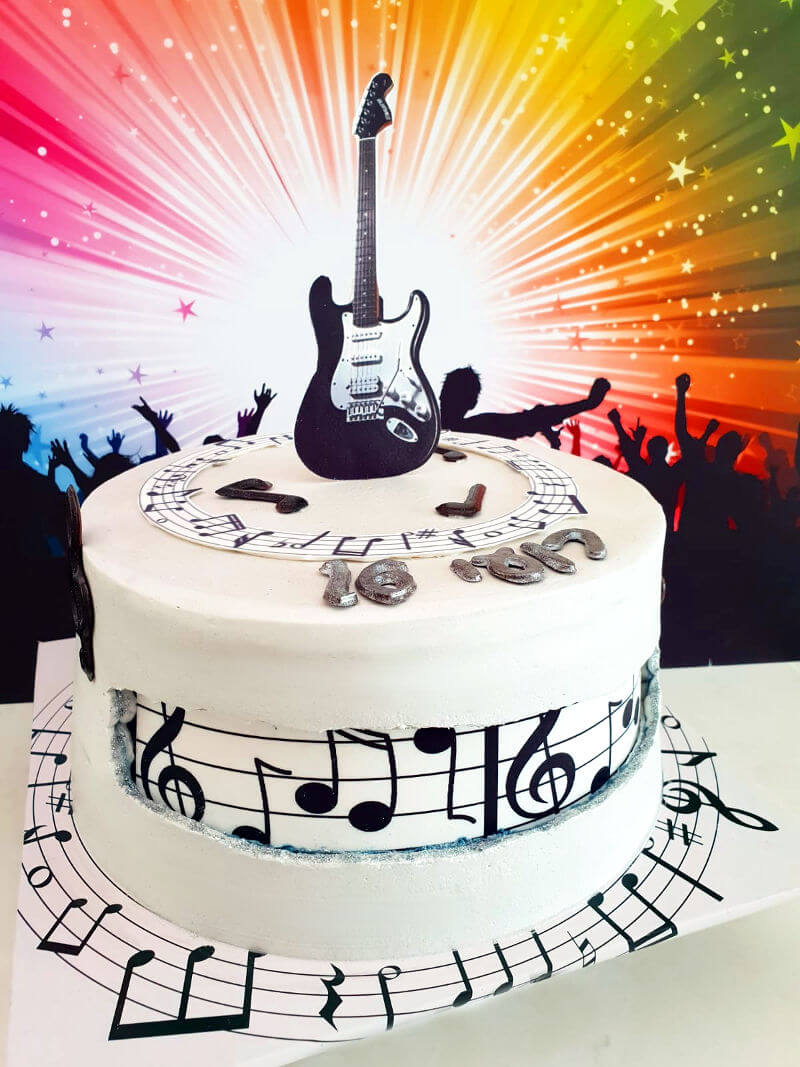 FAULT LINE עוגת שבר מוזיקלית