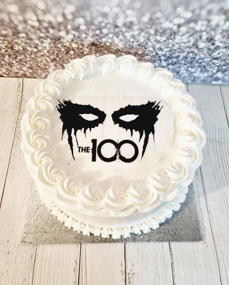 עוגת ה100