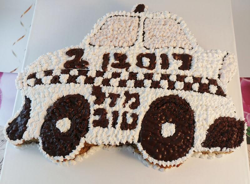 עוגת זילוף אוטו