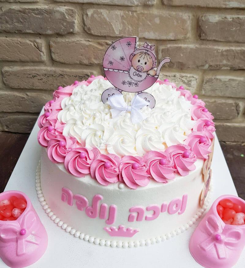 עוגת זילוף לבריתה