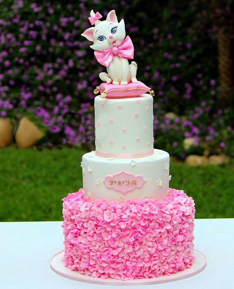 עוגת חתולה מרי