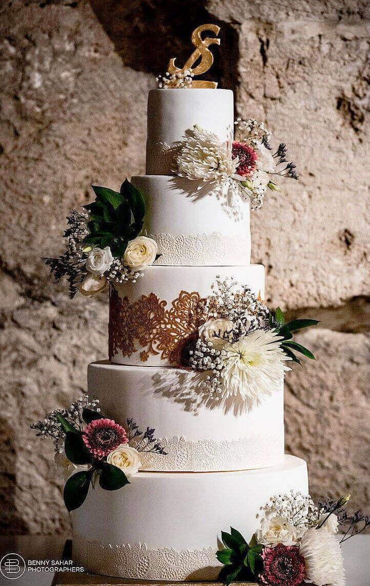 עוגת חתונה כשרה ומושלמת