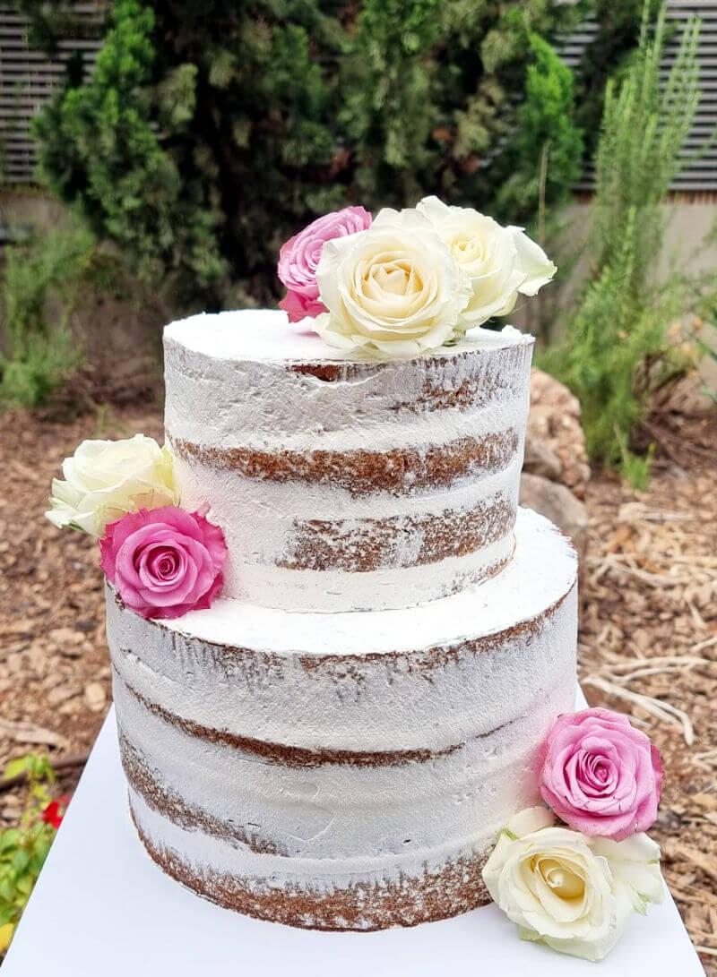 עוגת חתונה קומות
