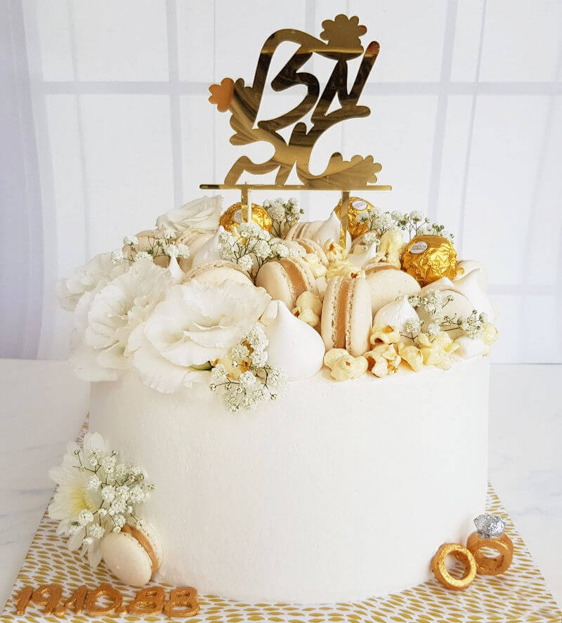 עוגת חתונה