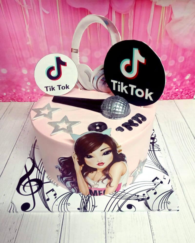 עוגת טיקטוק מושלמת