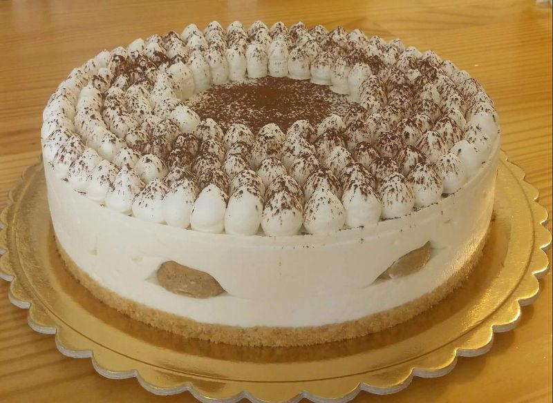 עוגת טירמיסו לשבועות