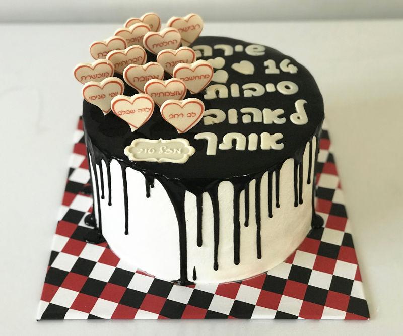 עוגת טפטופים כל הסיבות לאהוב
