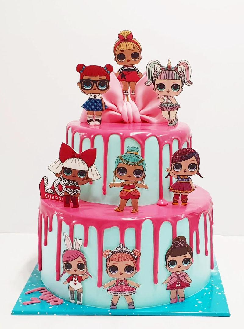 עוגת טפטופים LOL