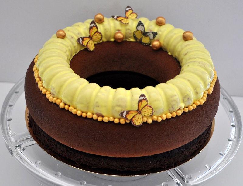 עוגת טבעת טריקולד