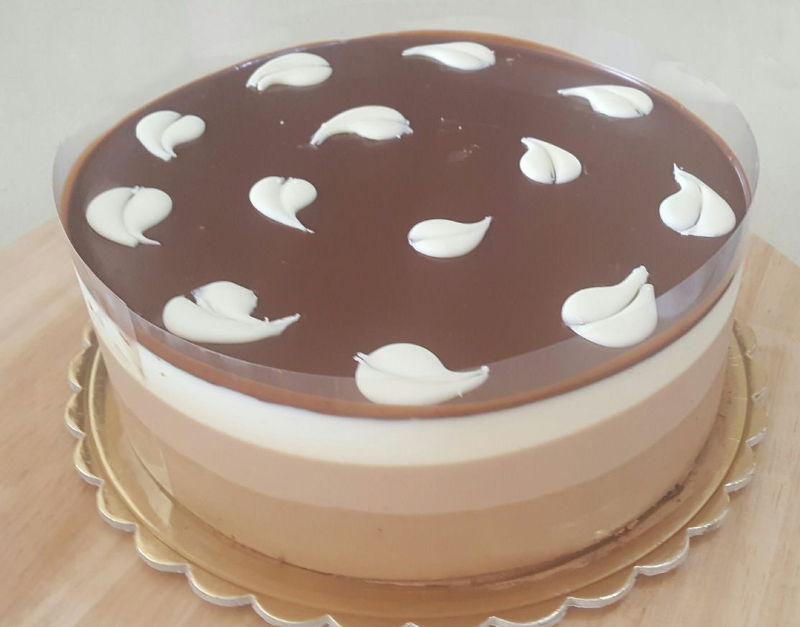 עוגת טריקולד לפסח