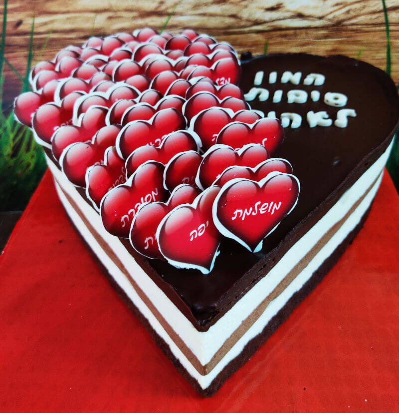 עוגת טריקולד פרווה של כל הסיבות לאהוב