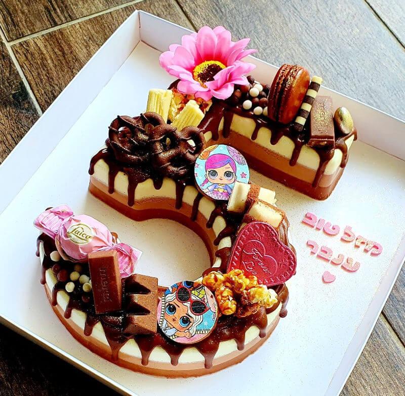 עוגת טריקולד לול LOL
