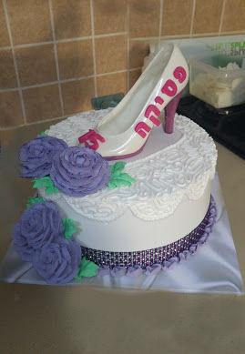 עוגת יום הולדת בנות
