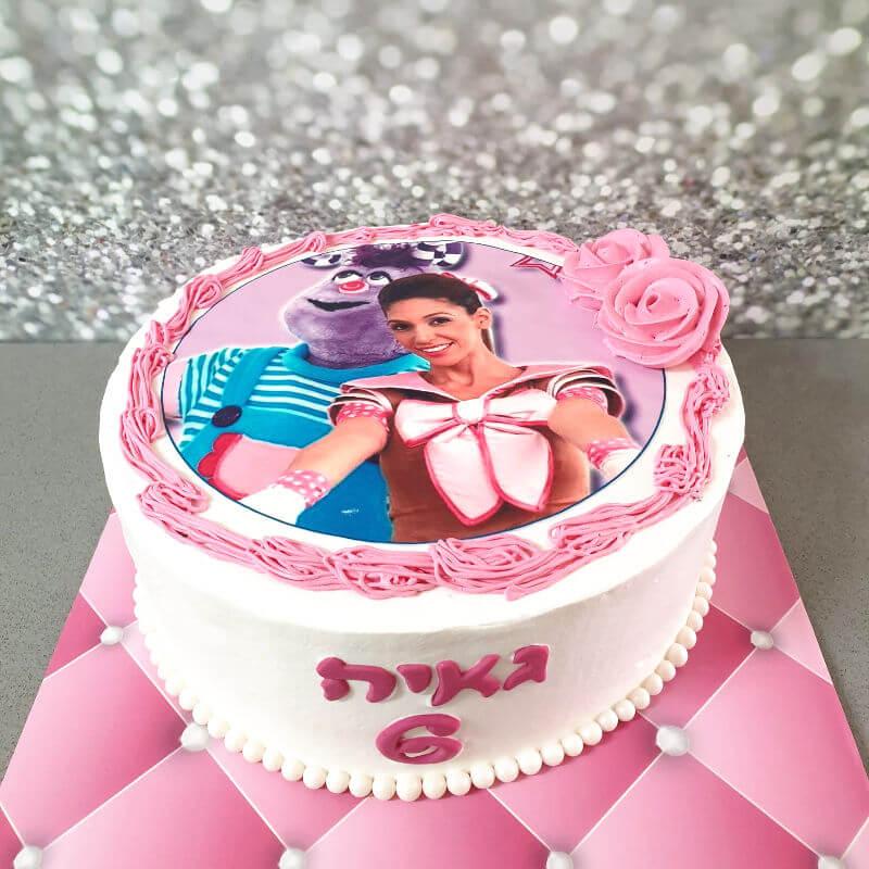 עוגת יום הולדת לבת