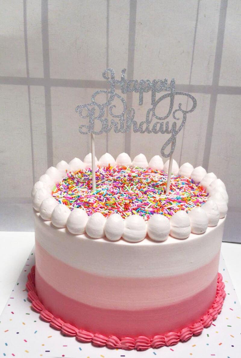 עוגת יום הולדת כשרה לפסח