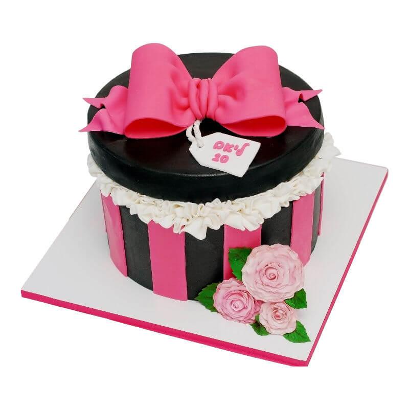 עוגת יום הולדת מיוחדת לבנות