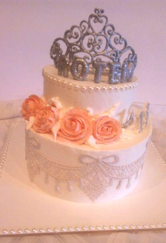 עוגת יום הולדת קומות