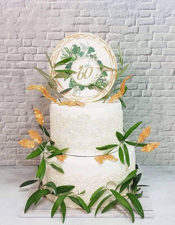עוגת יום נישואין כשרה