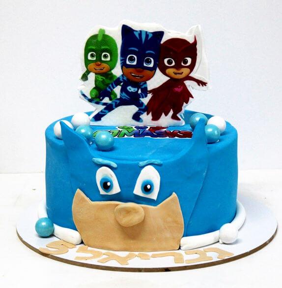 עוגת כוח פי גיי