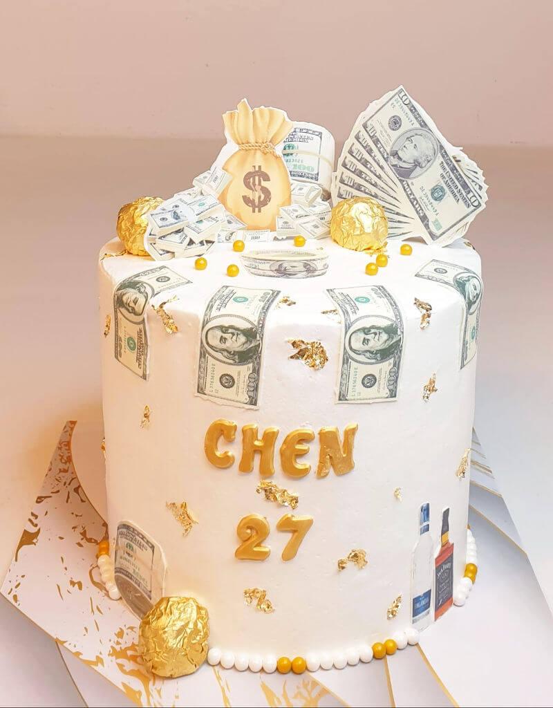 עוגת כסף