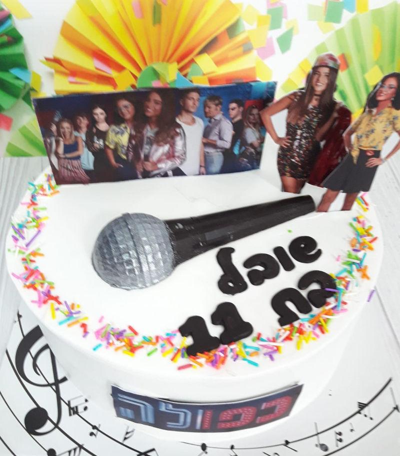 עוגת כפולה