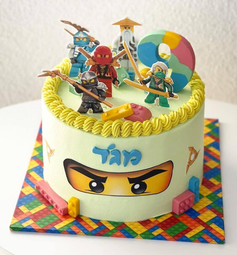 עוגת לגו פרווה