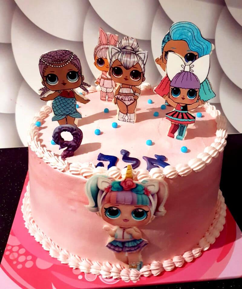 עוגת לול LOL