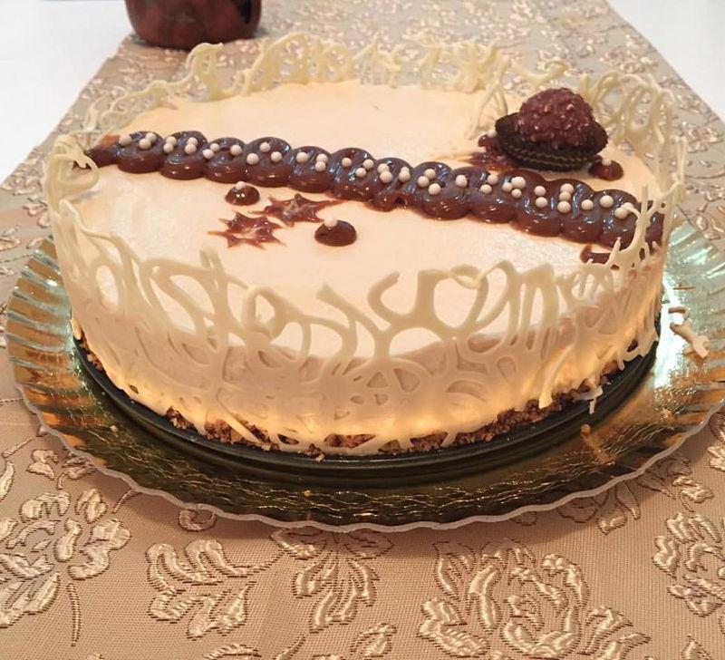 עוגה מפנקת לשבת