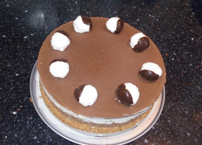 עוגת מוסים
