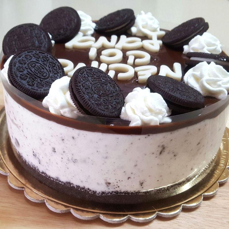 עוגת מוס אוריאו לאמא