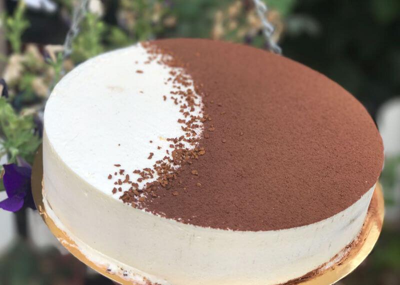 עוגת מוס טרימיסו